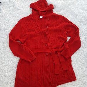 Plus Maternity Sweater